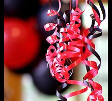 Party Balloons by Lyana Votey