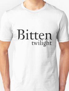 Bitten Twilight T-Shirt T-Shirt