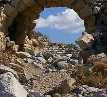Forgotten Arch by EileenFrith