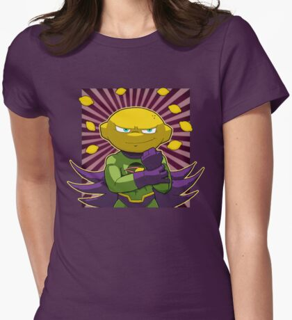 Citron! Womens Fitted T-Shirt