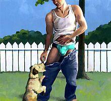 Dog Days by Paul Richmond