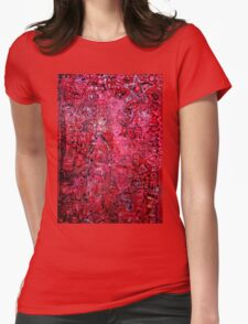 Illude 8 Womens Fitted T-Shirt