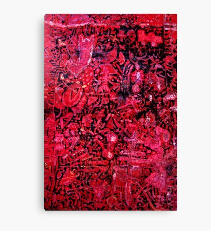 Illude 2 Canvas Print