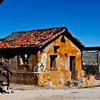 Old Adobe Homestead by Linda Gregory