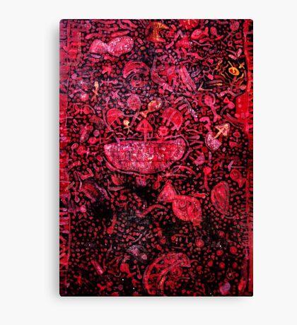 Illude 5 Canvas Print