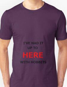 Hobbits R People 2 T-Shirt