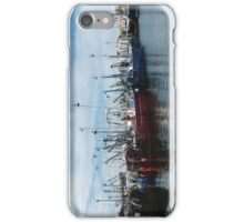 Fishing Boats, New Bedford, MA iPhone Case/Skin