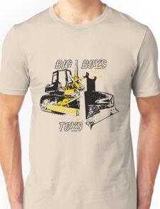 Big Boys Toys Unisex T-Shirt