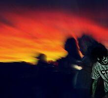 Heavy Metal Sunset by deadbetty