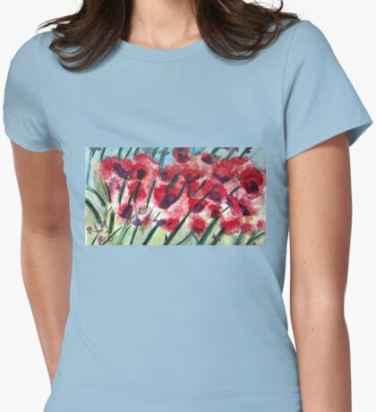 Poppies In Bloom T-Shirt
