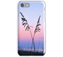 Sea Oats Sunrise iPhone Case/Skin