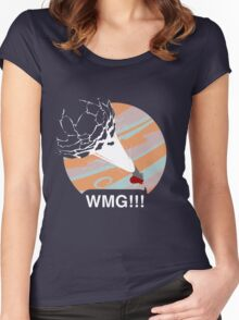Star Blazers WMG!!! Women's Fitted Scoop T-Shirt