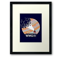 Star Blazers WMG!!! Framed Print