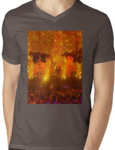 Montreal After Hours Rave Party (#1) Mens V-Neck T-Shirt