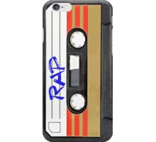 Rap Music - Cassette Tape - MC iPhone Case/Skin