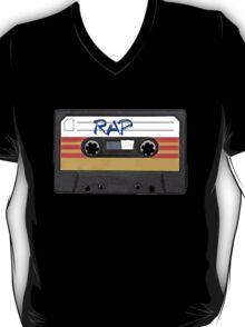 Rap Music - Cassette Tape - MC T-Shirt