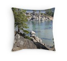 """North Shore"" Throw Pillow"