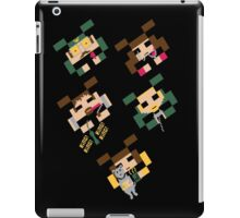 SPACED INVADERS iPad Case/Skin