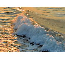 Ocean Wave Photographic Print