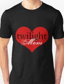 Twilight Mom Heart T-Shirt T-Shirt