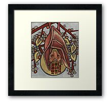 Icon IV: The Fruit Bat Framed Print