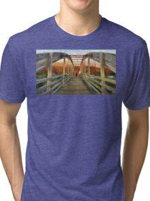 Tassee Bridge Tri-blend T-Shirt