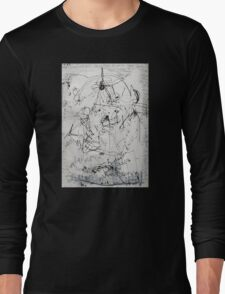 The House at the End Long Sleeve T-Shirt