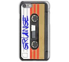 Grunge Music iPhone Case/Skin