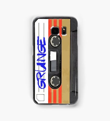 Grunge Music Samsung Galaxy Case/Skin