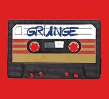 Grunge Music One Piece - Short Sleeve
