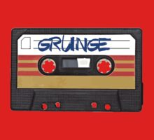 Grunge Cassette Tape Kids Clothes