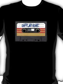 Grunge Cassette Tape T-Shirt