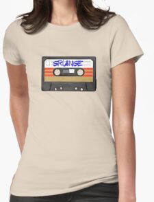 Grunge Music Womens Fitted T-Shirt