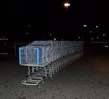 Shopping carts  by joannadehart