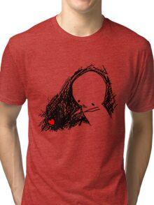 Come On, Have A Heart. Tri-blend T-Shirt