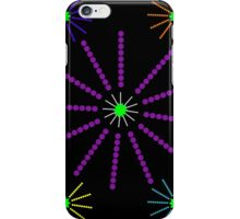 Exploding Firework Display Abstract iPhone Case/Skin
