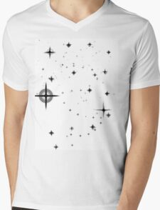 SCREEN TONE- Sparkle! Mens V-Neck T-Shirt