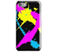 Splatter iPhone Case/Skin