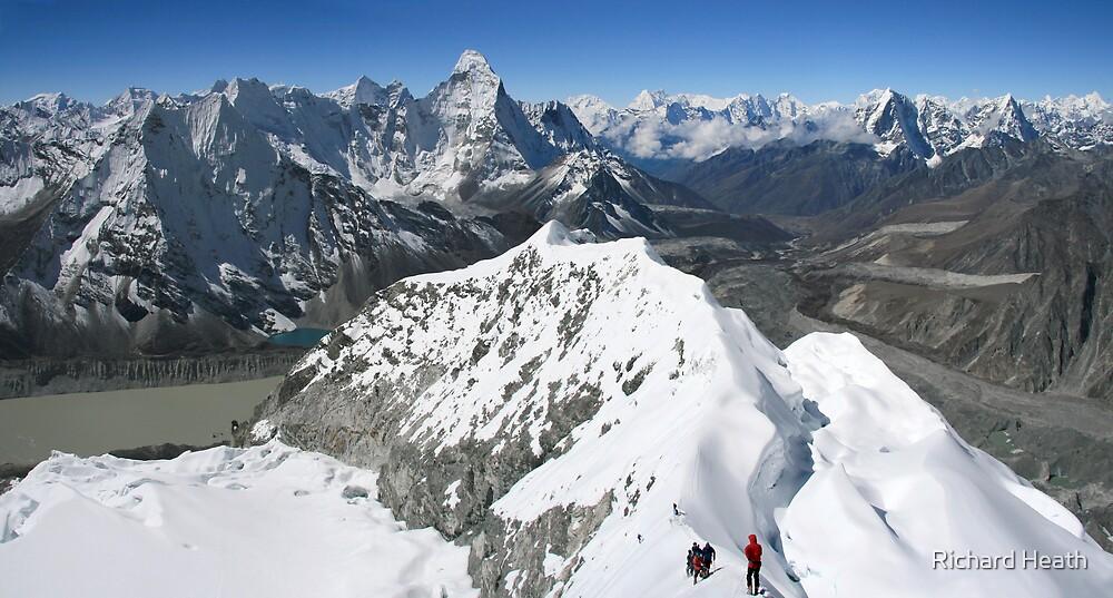 Himalaya High by Richard Heath