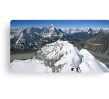 Himalaya High Canvas Print