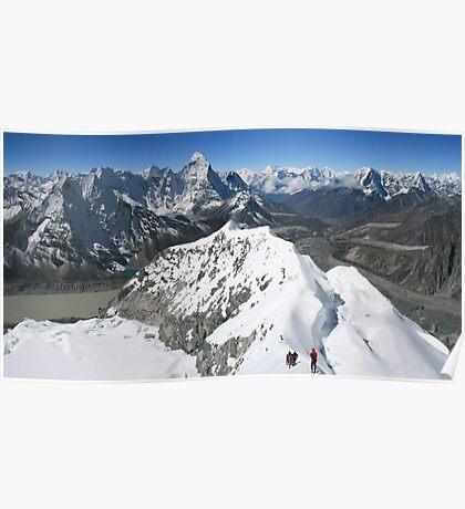 Himalaya High Poster