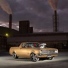 Holden HK Ute by John Jovic