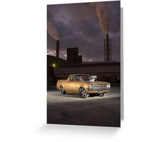 Holden HK Ute Greeting Card