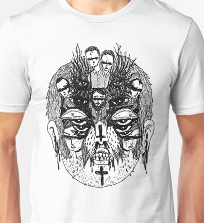 The Cursed. Unisex T-Shirt