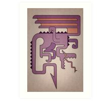 Ridley Art Print
