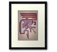 Ridley Framed Print