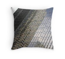 Reflections in Royal Bank Throw Pillow