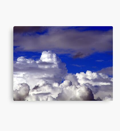 Cloudscape. Canvas Print