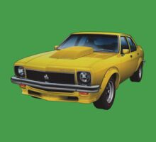 Australian Muscle Car - Torana SLR/5000 One Piece - Short Sleeve