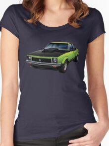 Australian Muscle Car - Torana SLR/5000 Women's Fitted Scoop T-Shirt